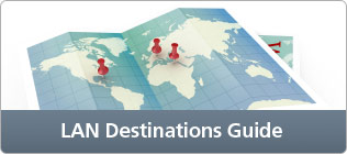 LAN Destination Guide