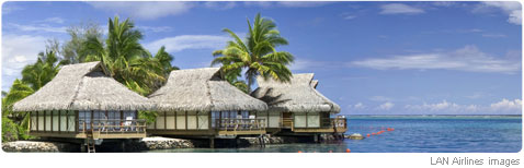 Travel to Polynesia - Moorea