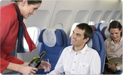 Experiencia de viaje con LAN Airlines