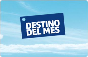 Destinos del Mes