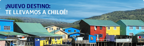 VUELA A CHILO&Eacute;
