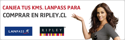 Canjea tus KMS. LANPASS en Ripley.cl