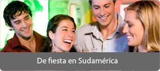 De fiesta por Sudam&eacute;rica