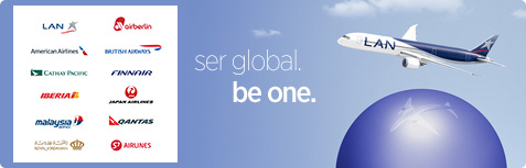Aerol&iacute;neas asociadas a oneworld