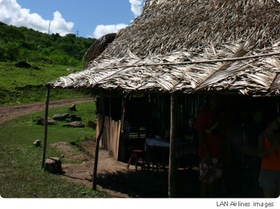 Jungle hut in Tarapoto
